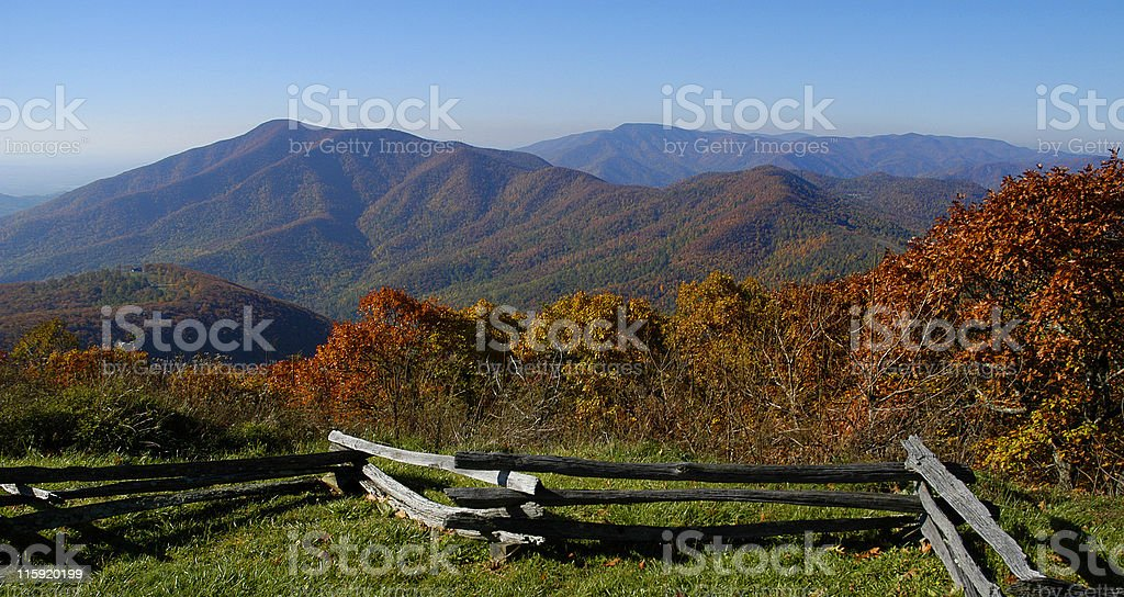 Shenandoah royalty-free stock photo