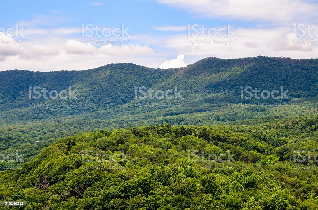 Shenandoah River State Park stock photo