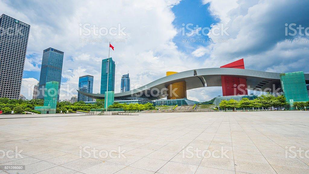 Shenzhen, China stock photo