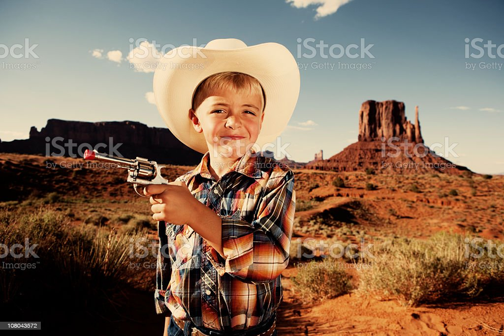 Sheriff Woody royalty-free stock photo
