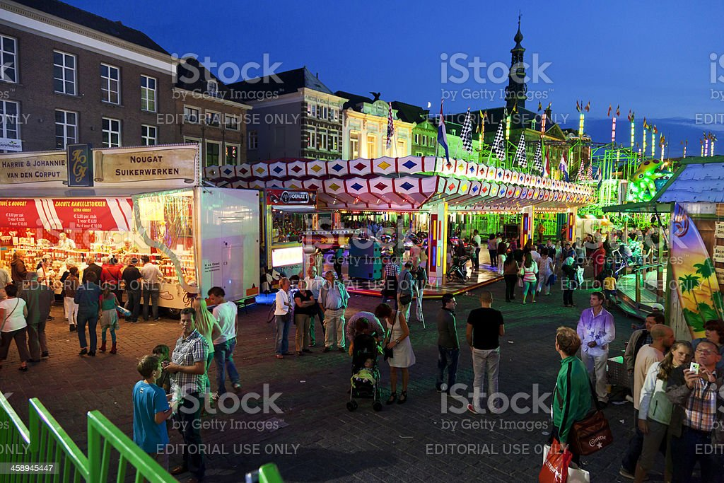 's-Hertogenbosch stock photo