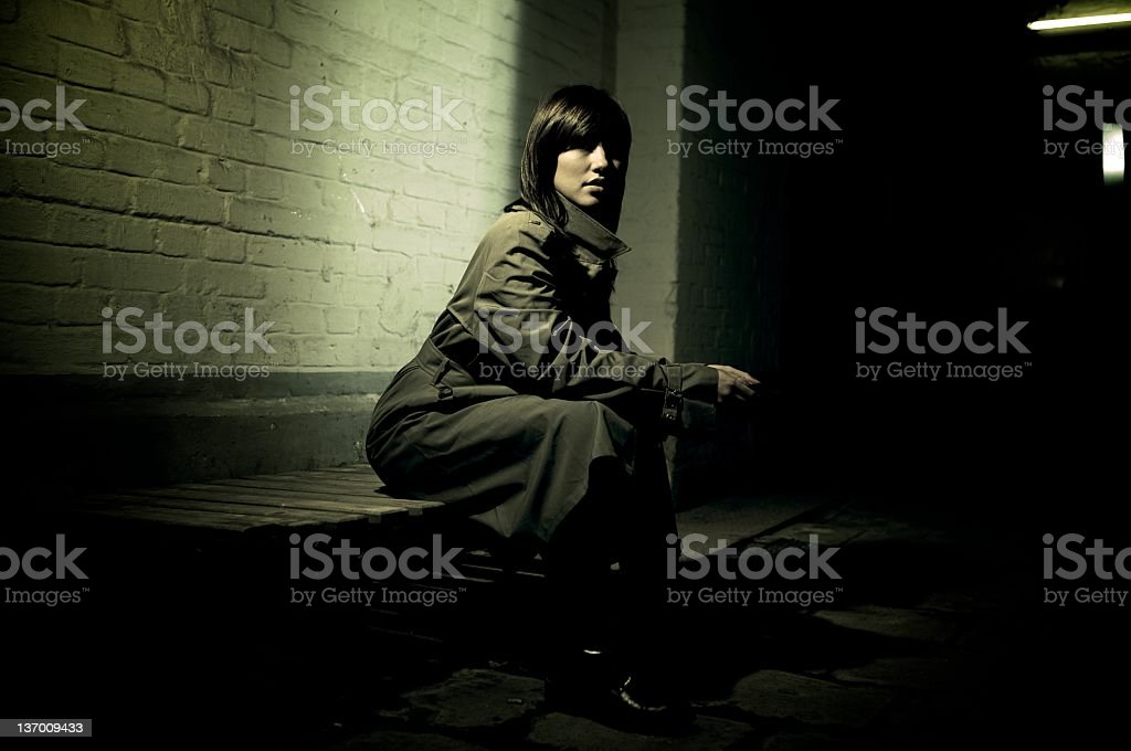 Shes Got Spies royalty-free stock photo