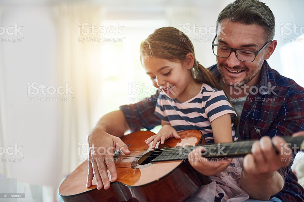 She's worth the time spent stock photo