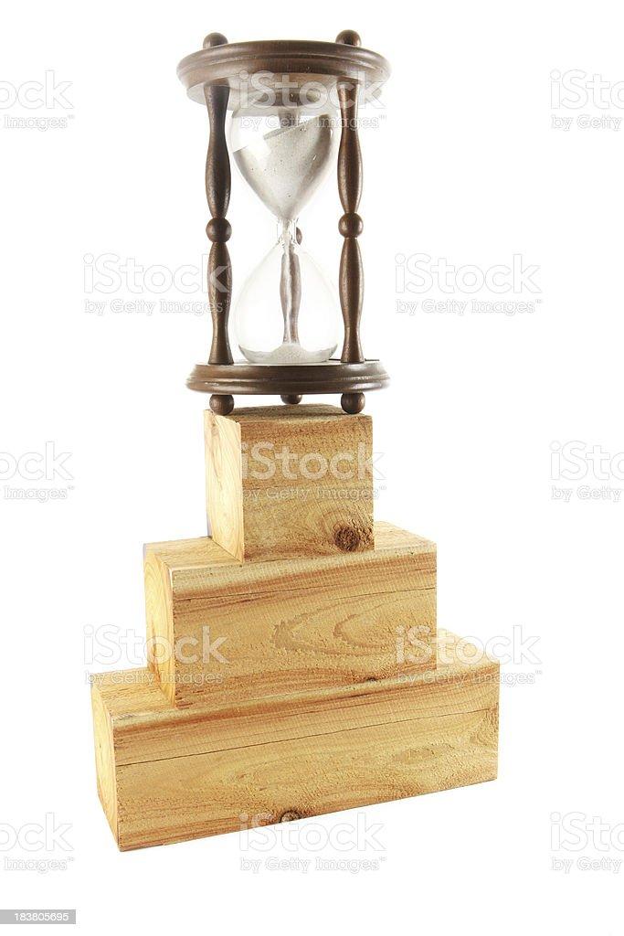 Shifting Time stock photo