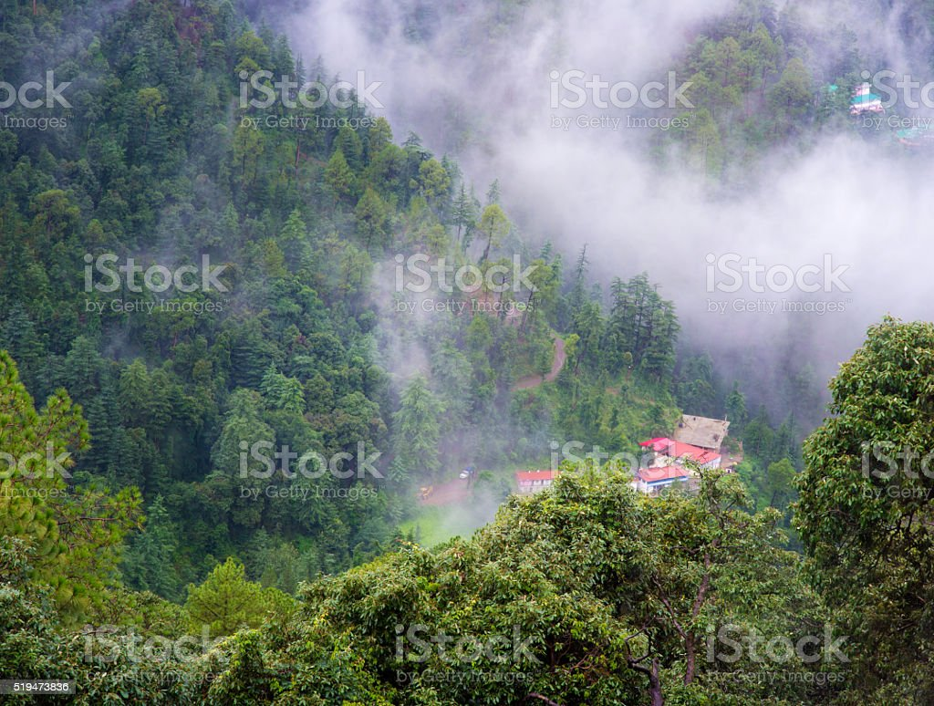 Shimla, India stock photo