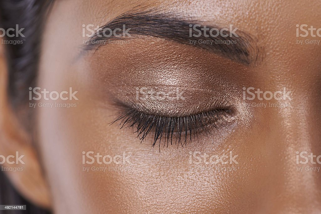 Shimmer and shine stock photo