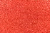 Shimmering bright red background