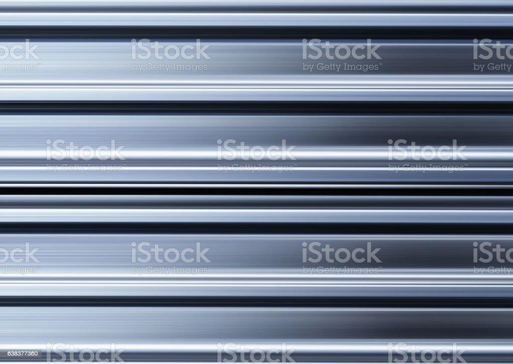 shining grey metal texture stock photo