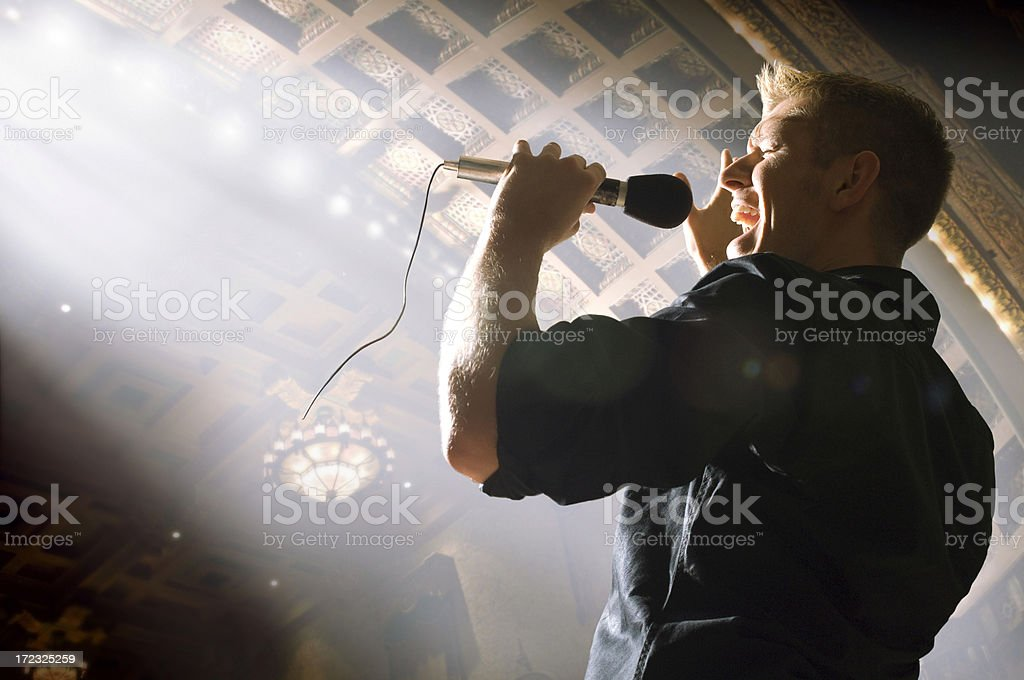 Shining Star stock photo