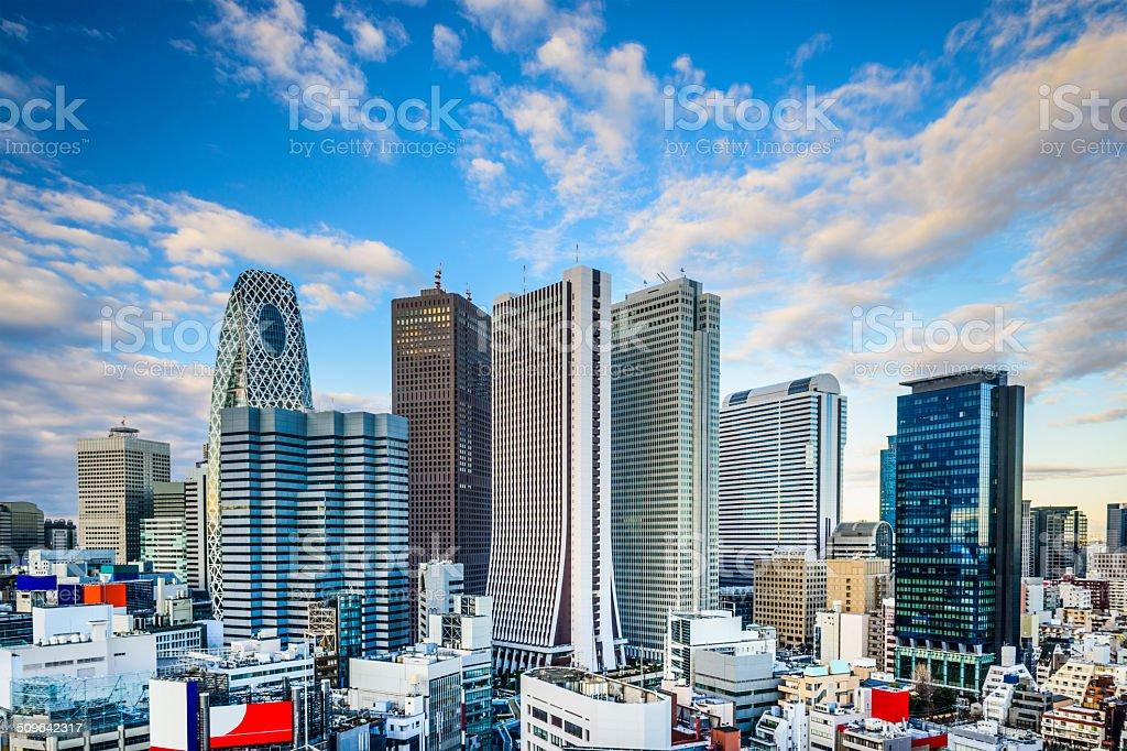 Shinjuku, Tokyo, Japan stock photo