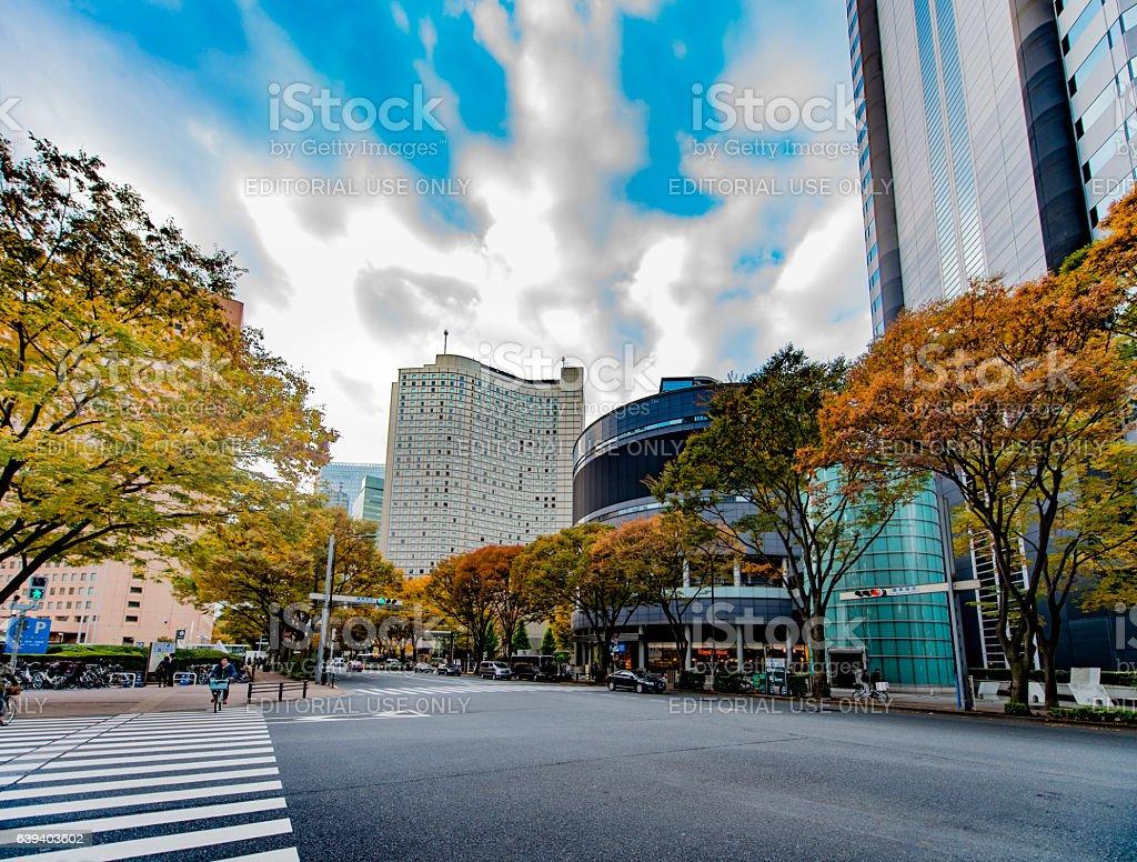 Shinjuku, Tokyo stock photo