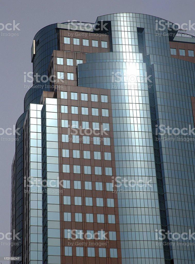 Shiny business stock photo