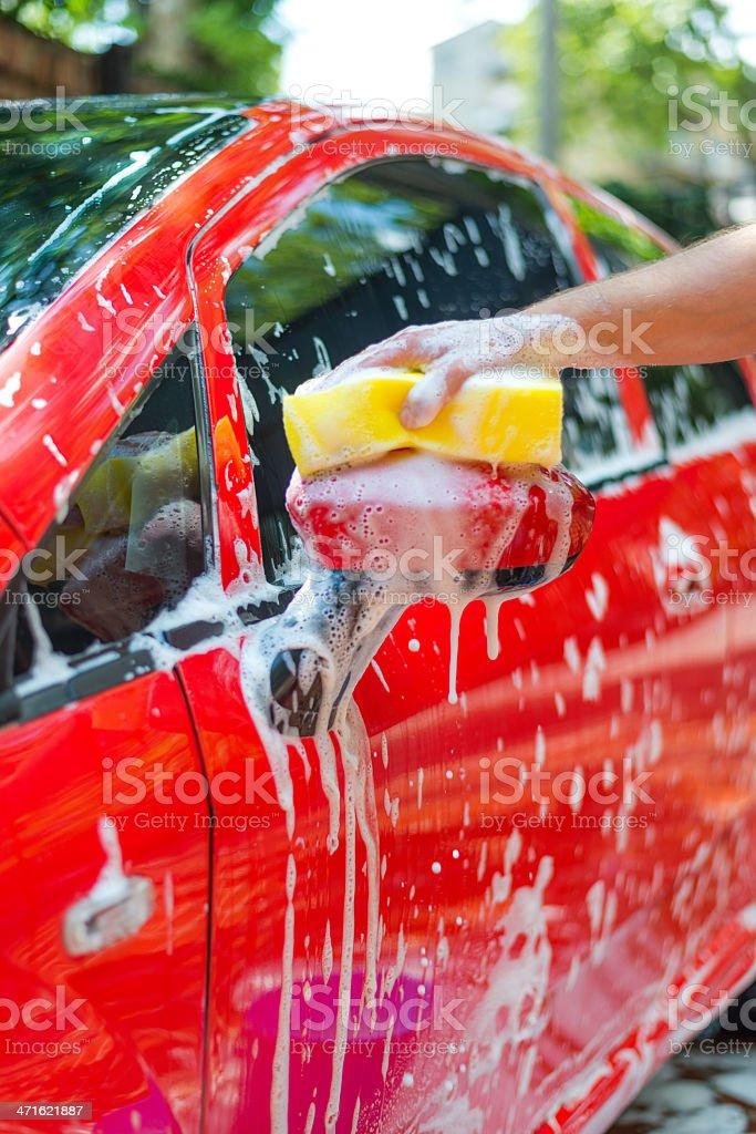 Shiny car royalty-free stock photo
