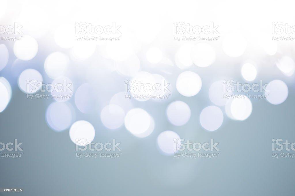 Shiny christmas decorations/ ornaments isolated on background. stock photo