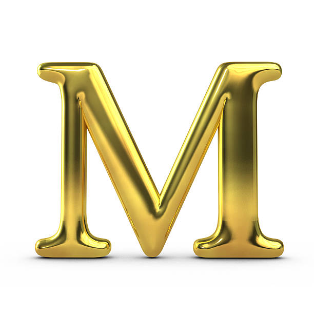 Letter M Pictures, Images and Stock Photos - iStock