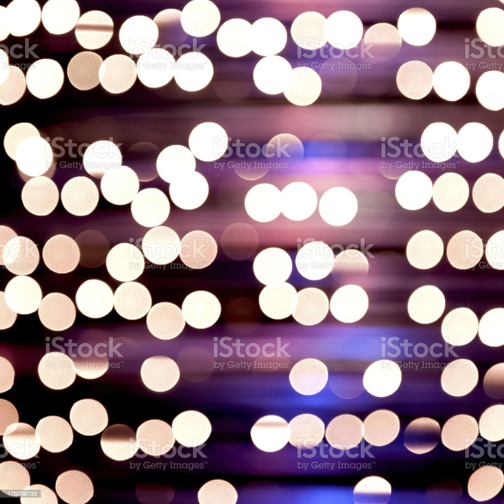 Shiny lights. royalty-free stock photo