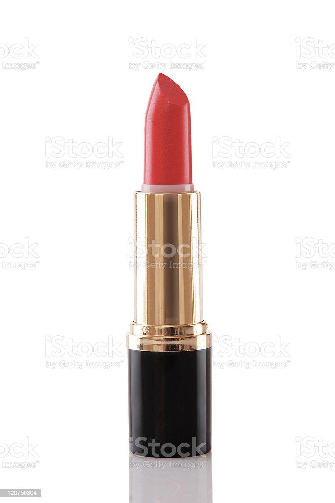 shiny lipstick royalty-free stock photo