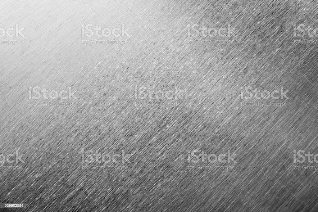 Shiny metal plate,the shiny metal plate stock photo