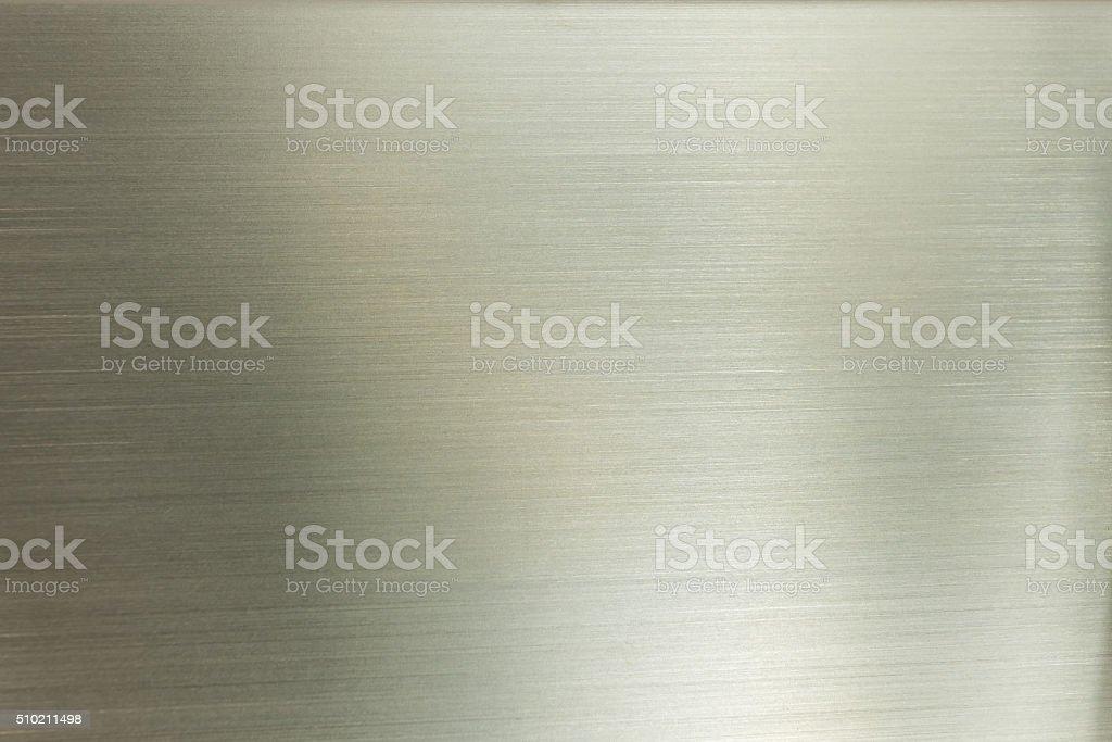 shiny metal surface close up stock photo