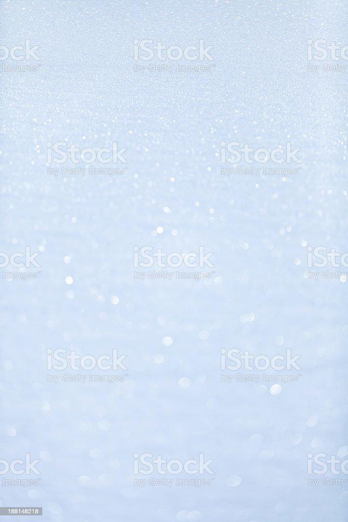 Shiny snow royalty-free stock photo