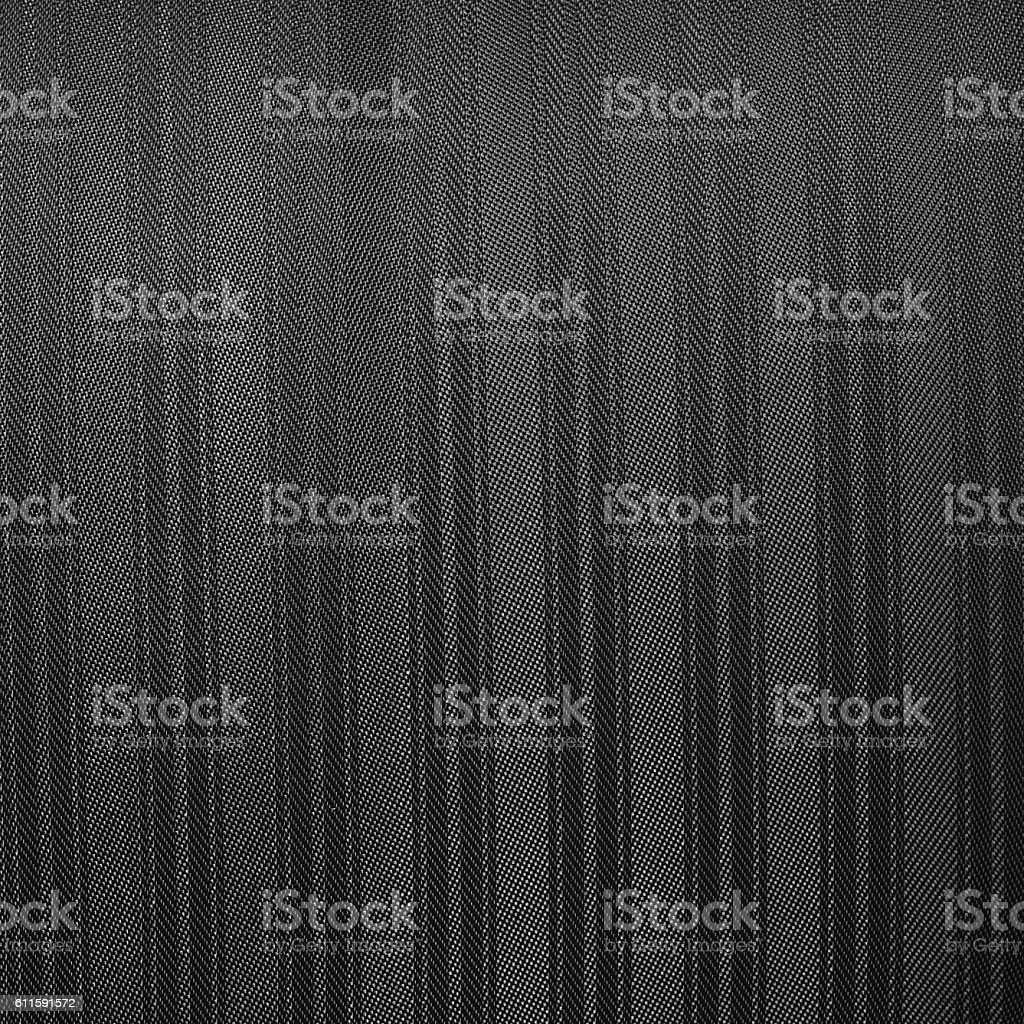 Shiny twill fabric texture with stripes stock photo