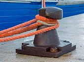 Ship bollard, Poller für Schiffe
