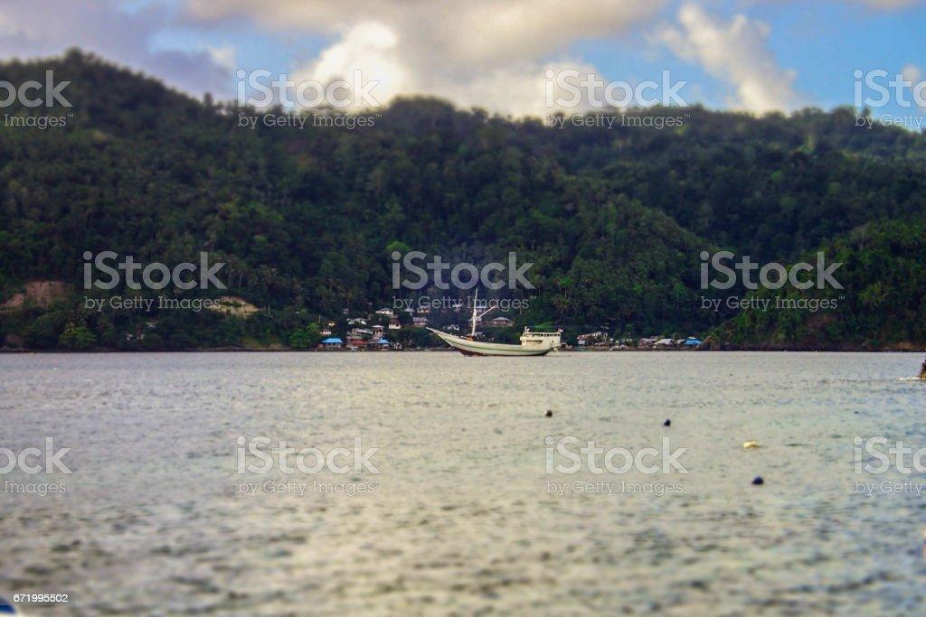 Ship stock photo