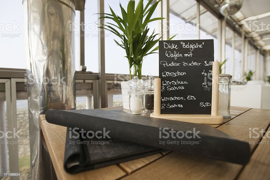Ship Restaurant royalty-free stock photo