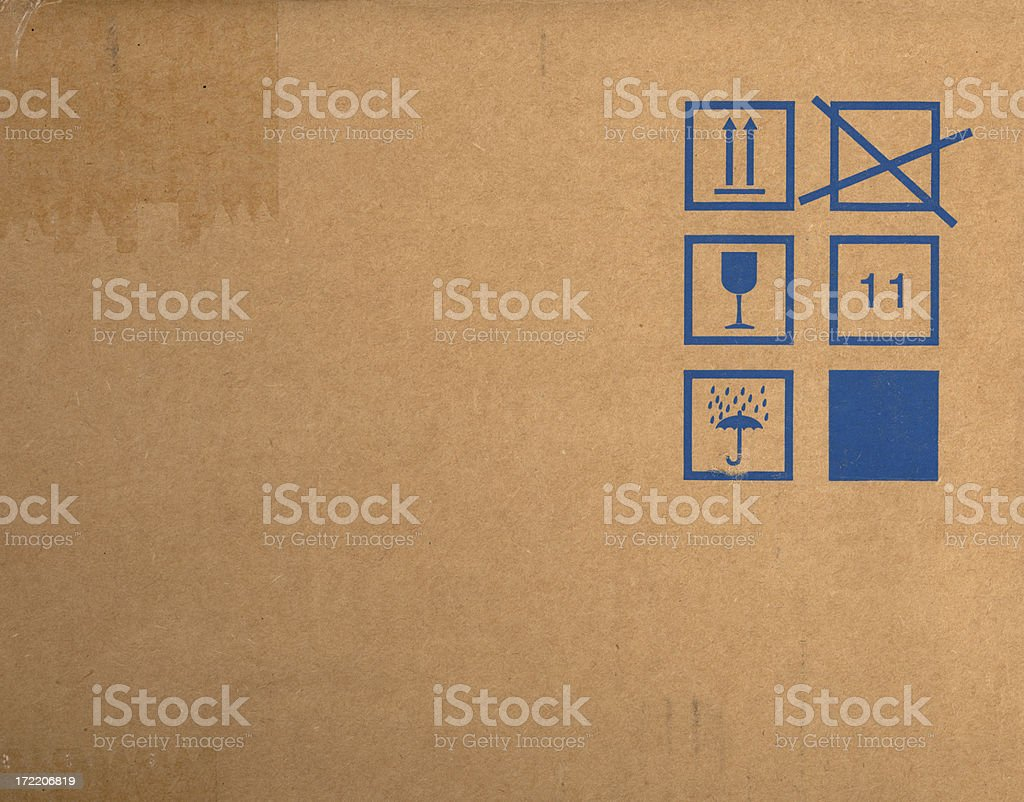 shipping background royalty-free stock photo