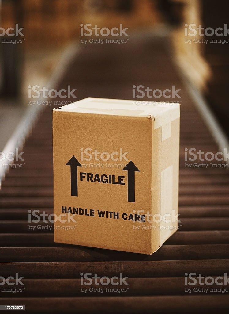 Shipping Merchandise stock photo