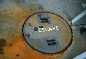 Ships Escape Hatch