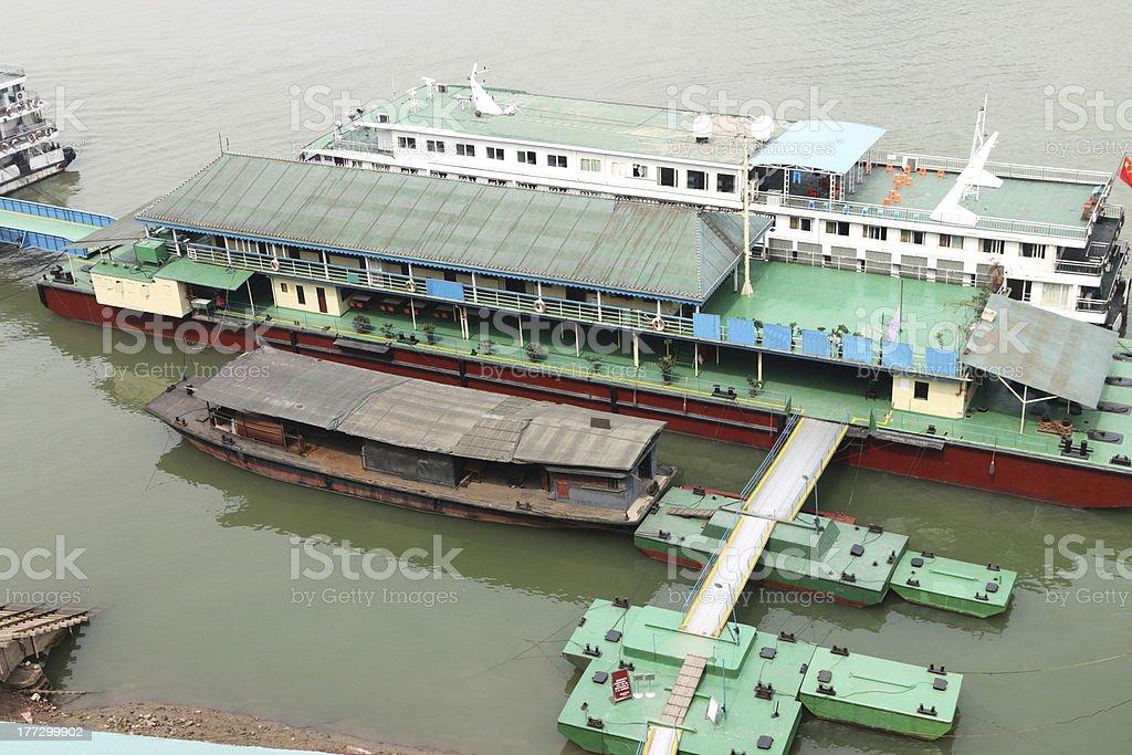 ships stock photo