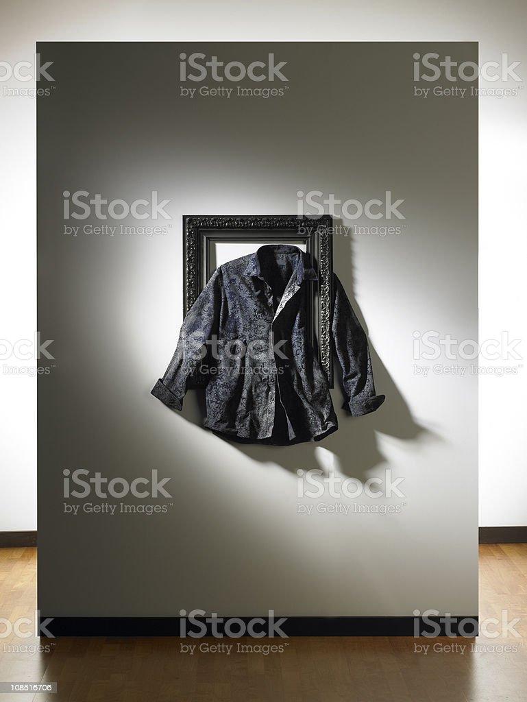 Shirt Art royalty-free stock photo