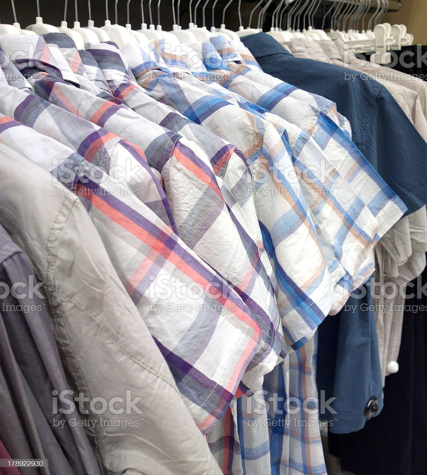 Shirt. royalty-free stock photo