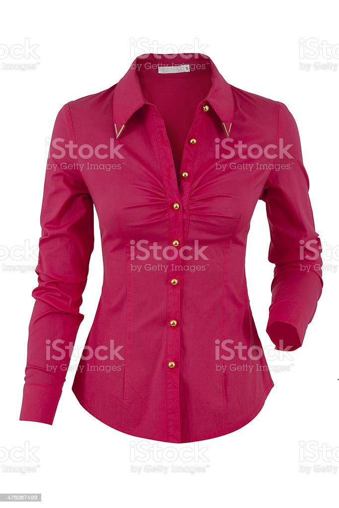 Shirt stock photo