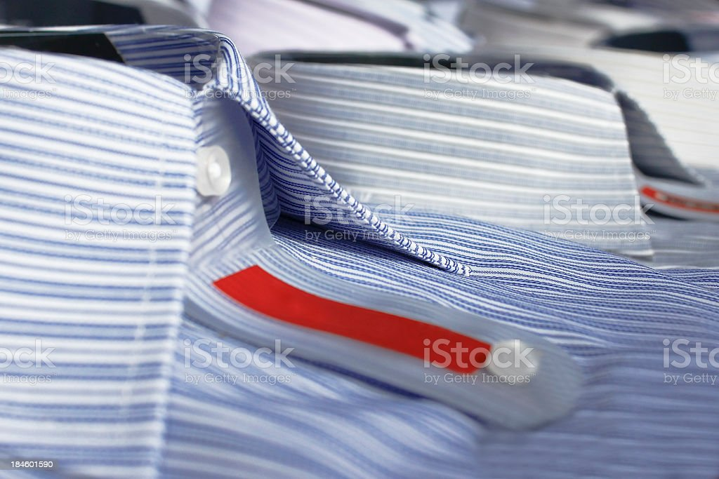Shirts royalty-free stock photo