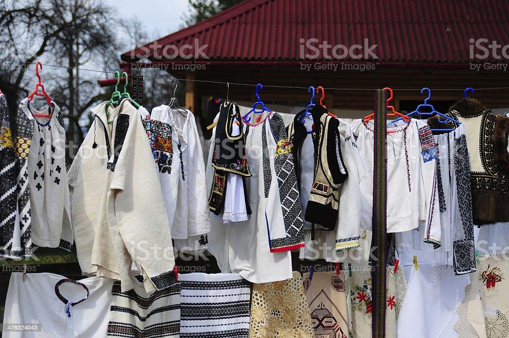 shirts royalty-free stock photo