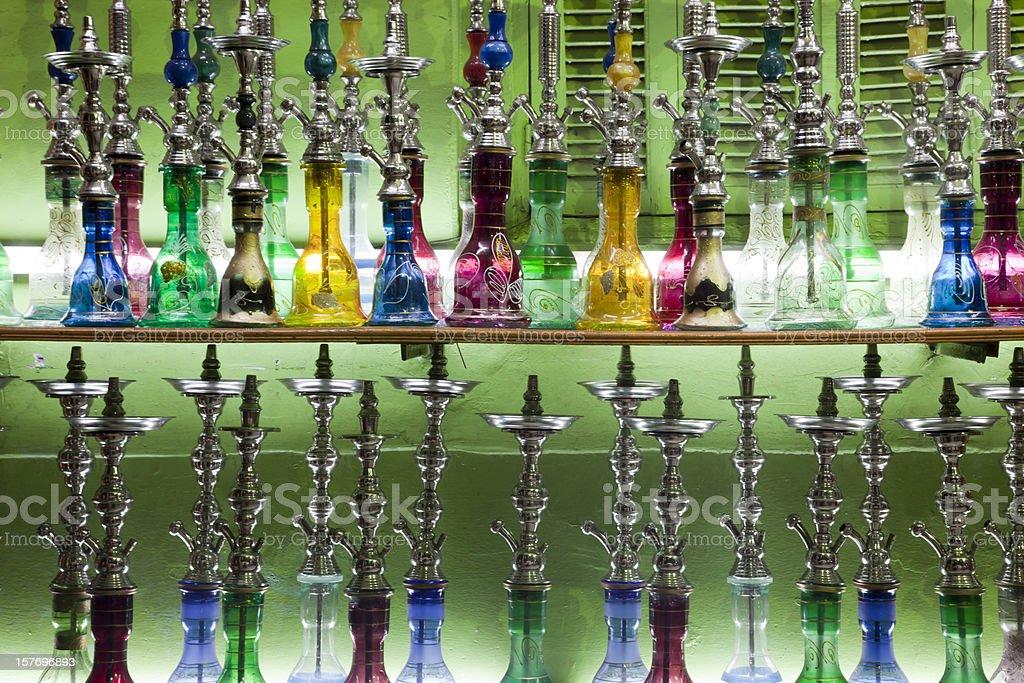 shisha stock photo