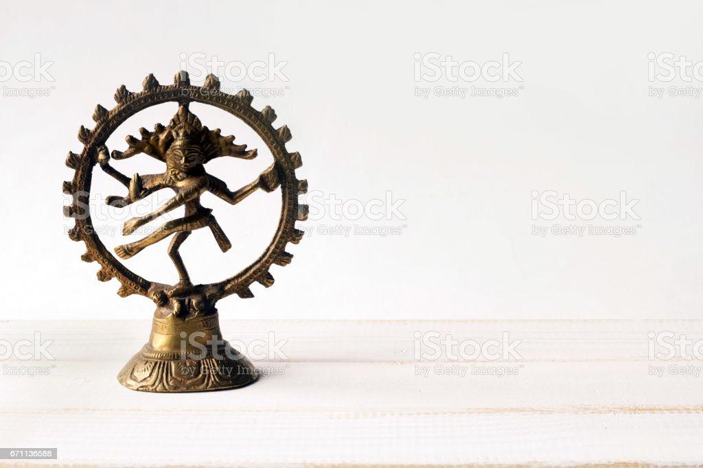 Shiva Nataraja stock photo