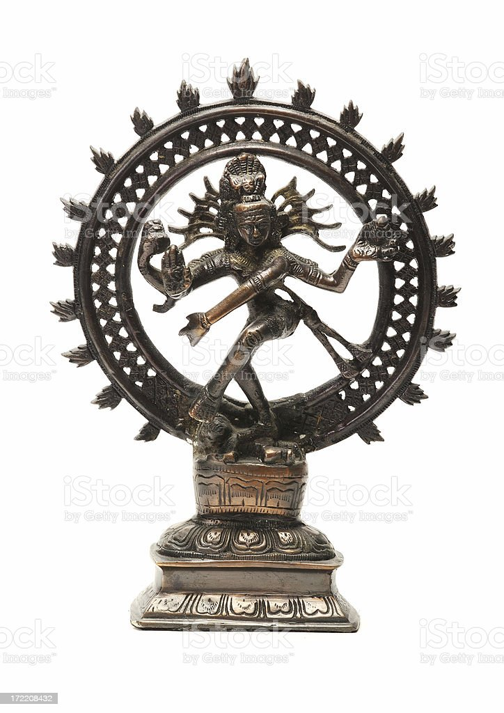 Shiva royalty-free stock photo