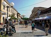 Shkoder Downtown