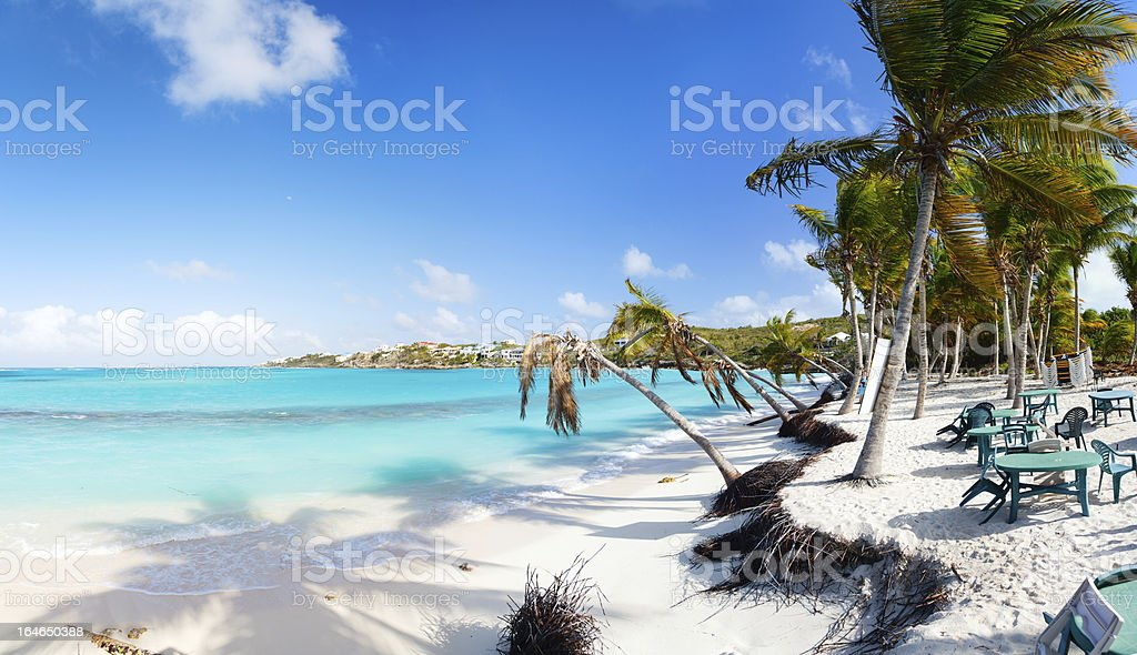 Shoal Bay East stock photo