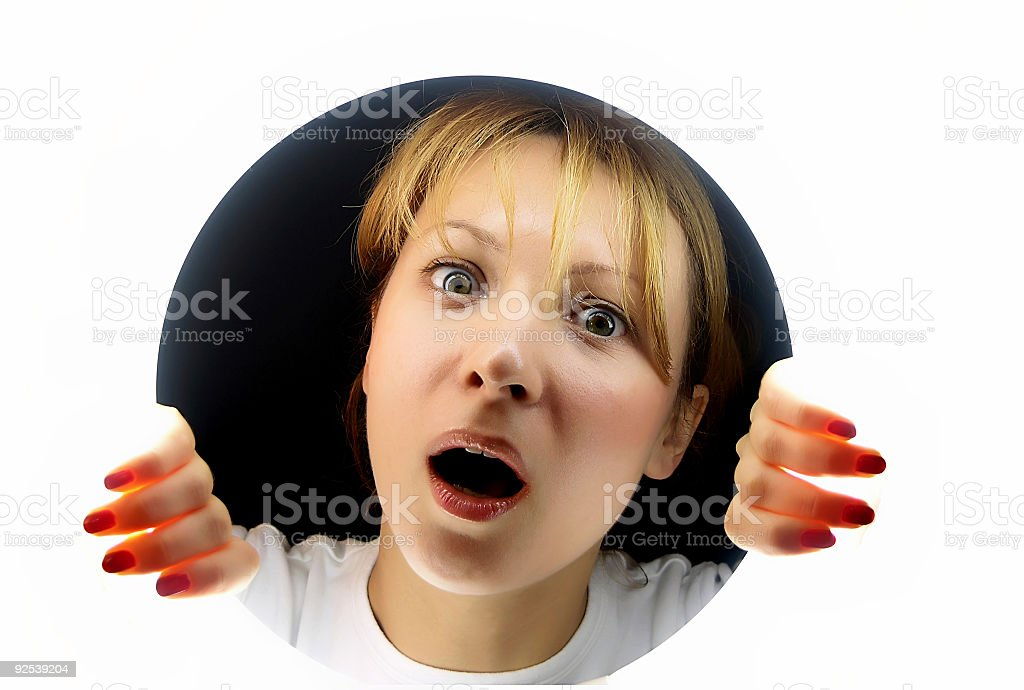 Shock stock photo