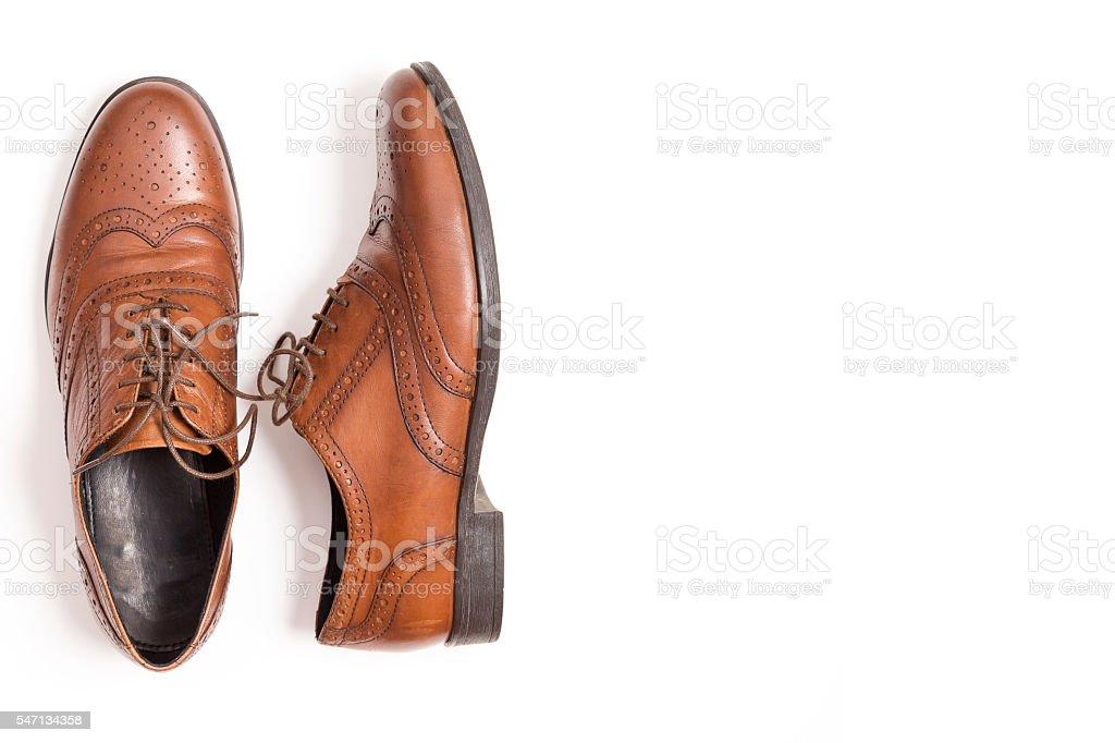 shoe stock photo