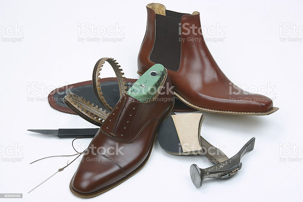 shoe royalty-free stock photo