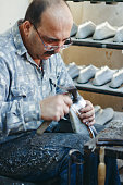 Shoemaker manufactures the a shoe