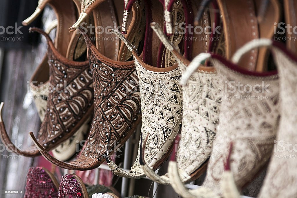 Sapatos foto de stock royalty-free