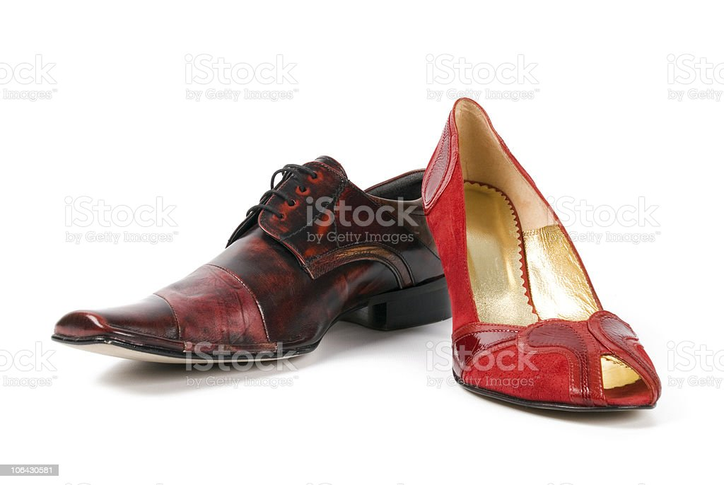 Shoes #2 royalty-free stock photo