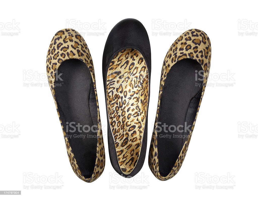 Shoes+Clipping Path (Click for more) royalty-free stock photo