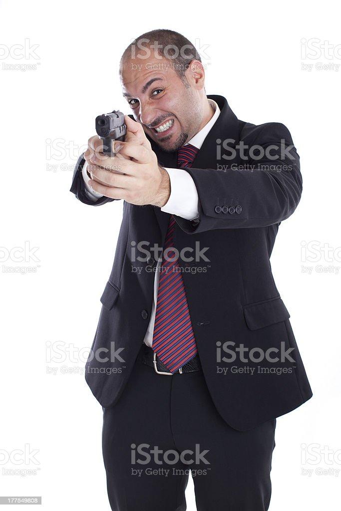 Shoot! royalty-free stock photo
